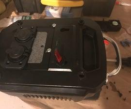 12v Power From EGO Power 56v Battery