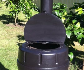 Pot Belly Stove / Outdoor Wood Heater