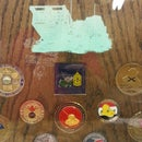 Military Challenge Coin Showcase