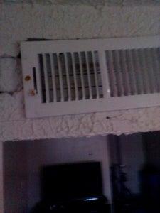 Hidden Ceiling Compartment