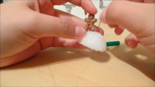 To Make It an Ornament