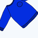 school sweatshirt for your teddy bear