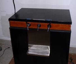 Chest Freezer Kegerator