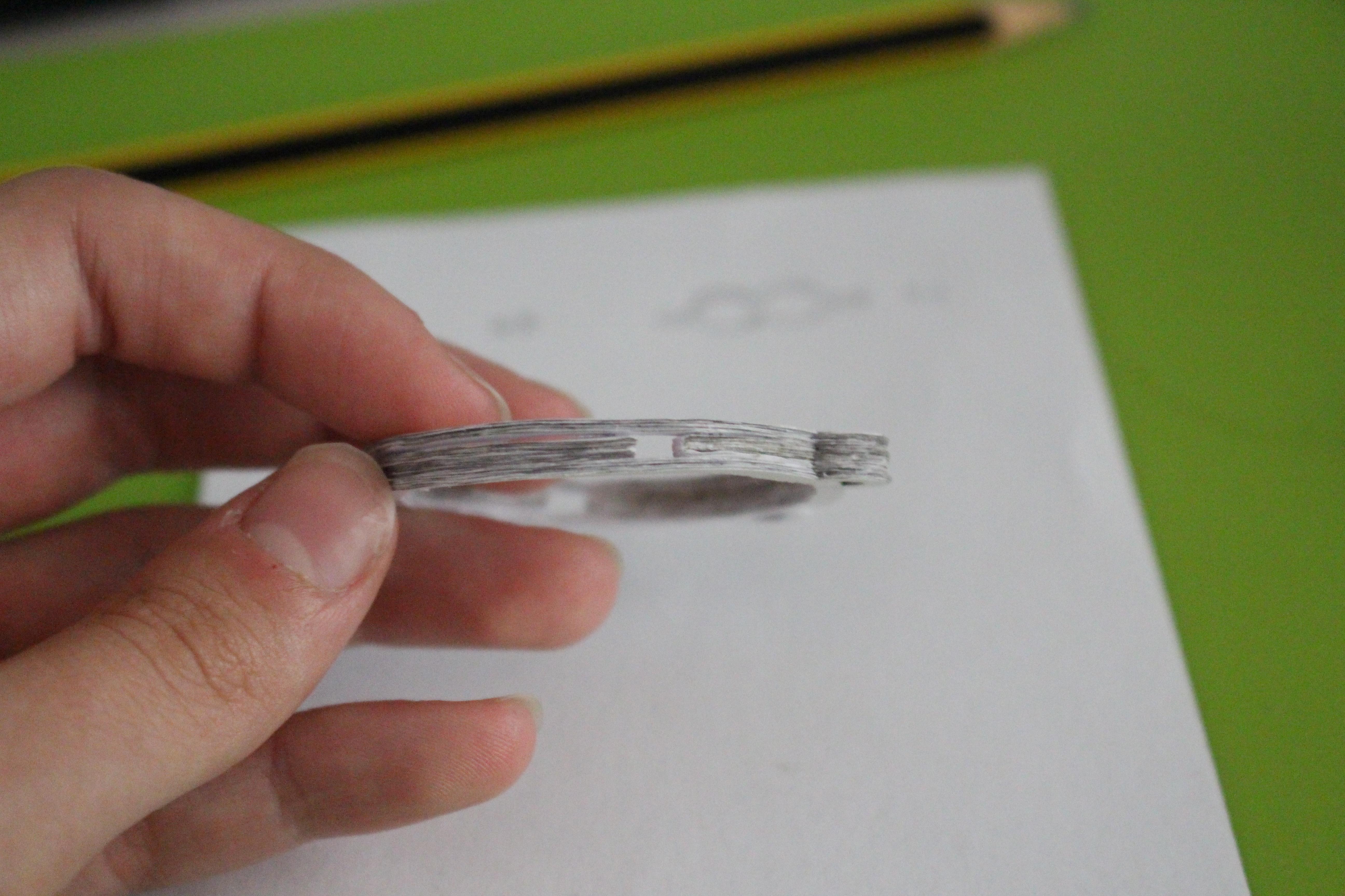 Picture of Adding Some Glue