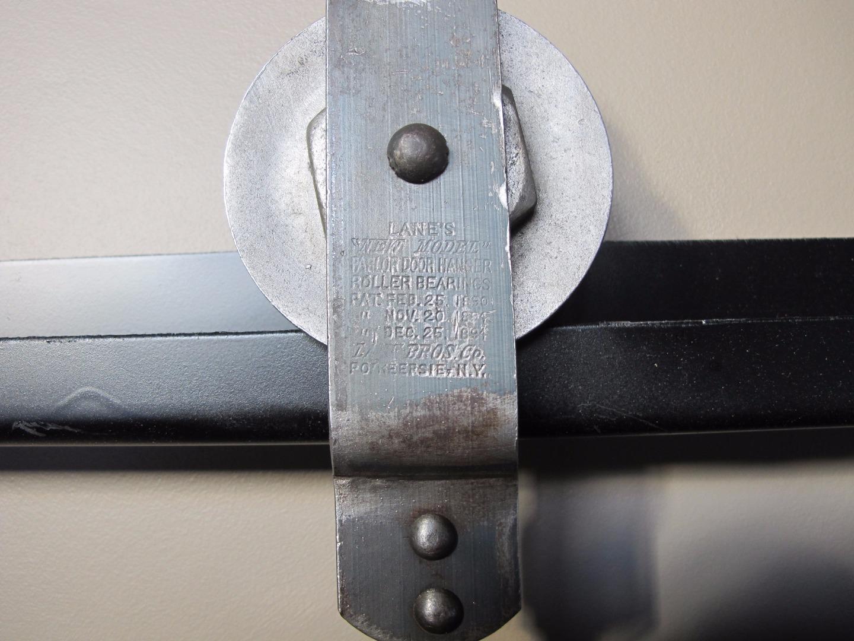Picture of Lane Brothers Pocket Door Roller Hardware