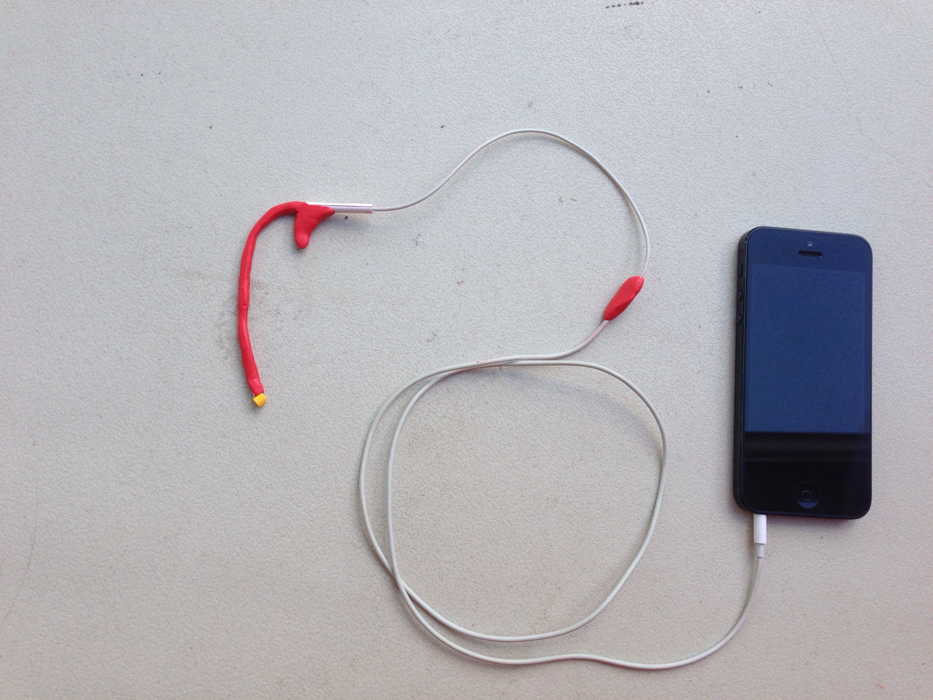 Picture of Create a Grip With Sugru
