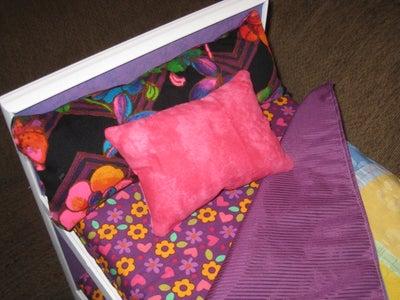 Make Some Bedding...