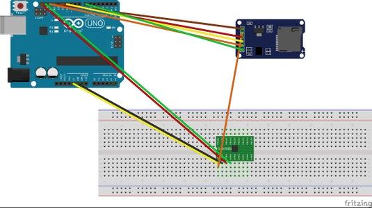 Construct  Arduino