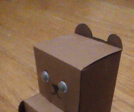 Teddy Bear Treat Box
