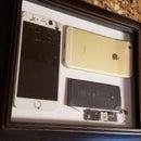 Phone Frame   Trash to Treasure