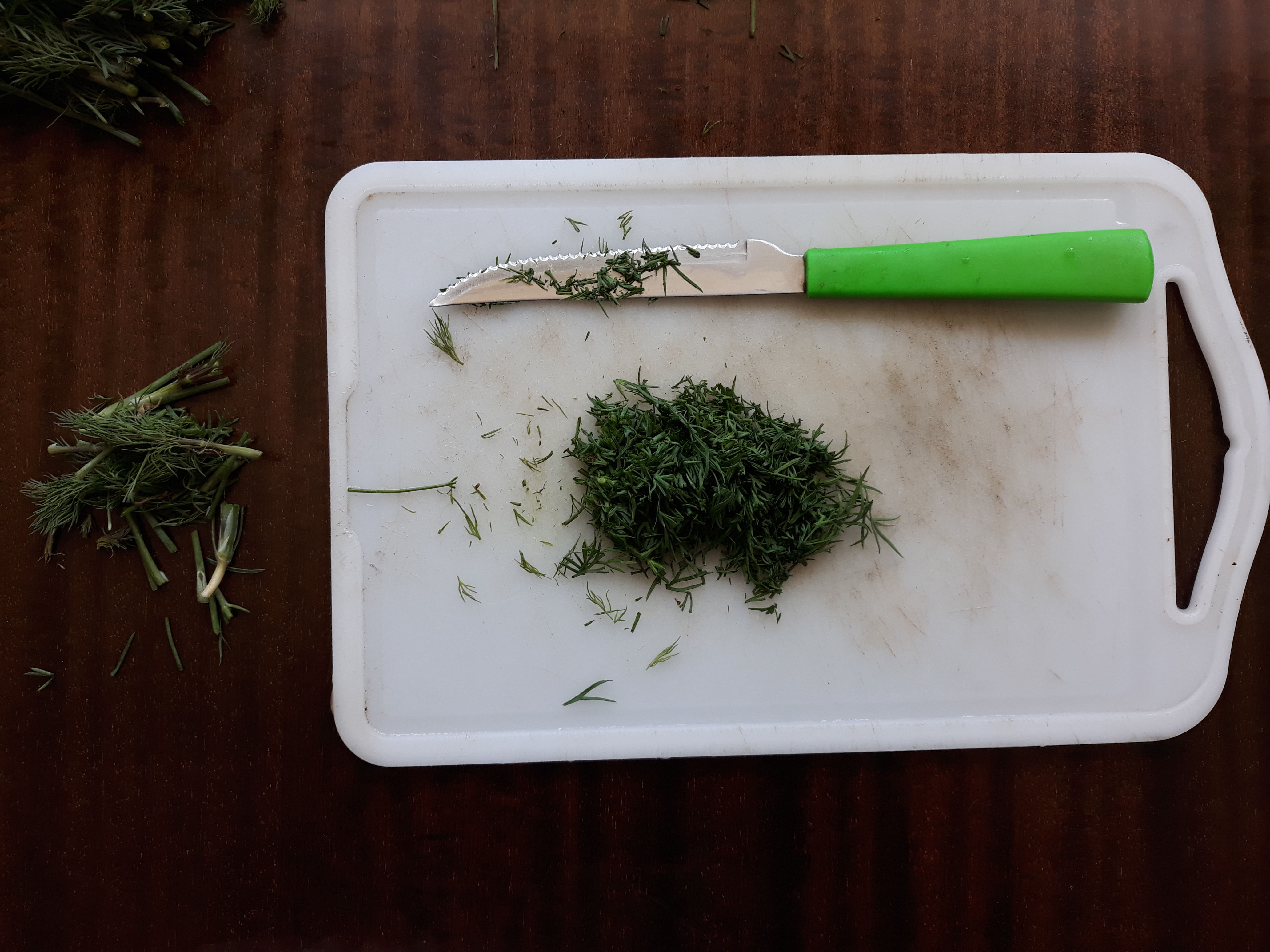 Picture of Cut the Herbs