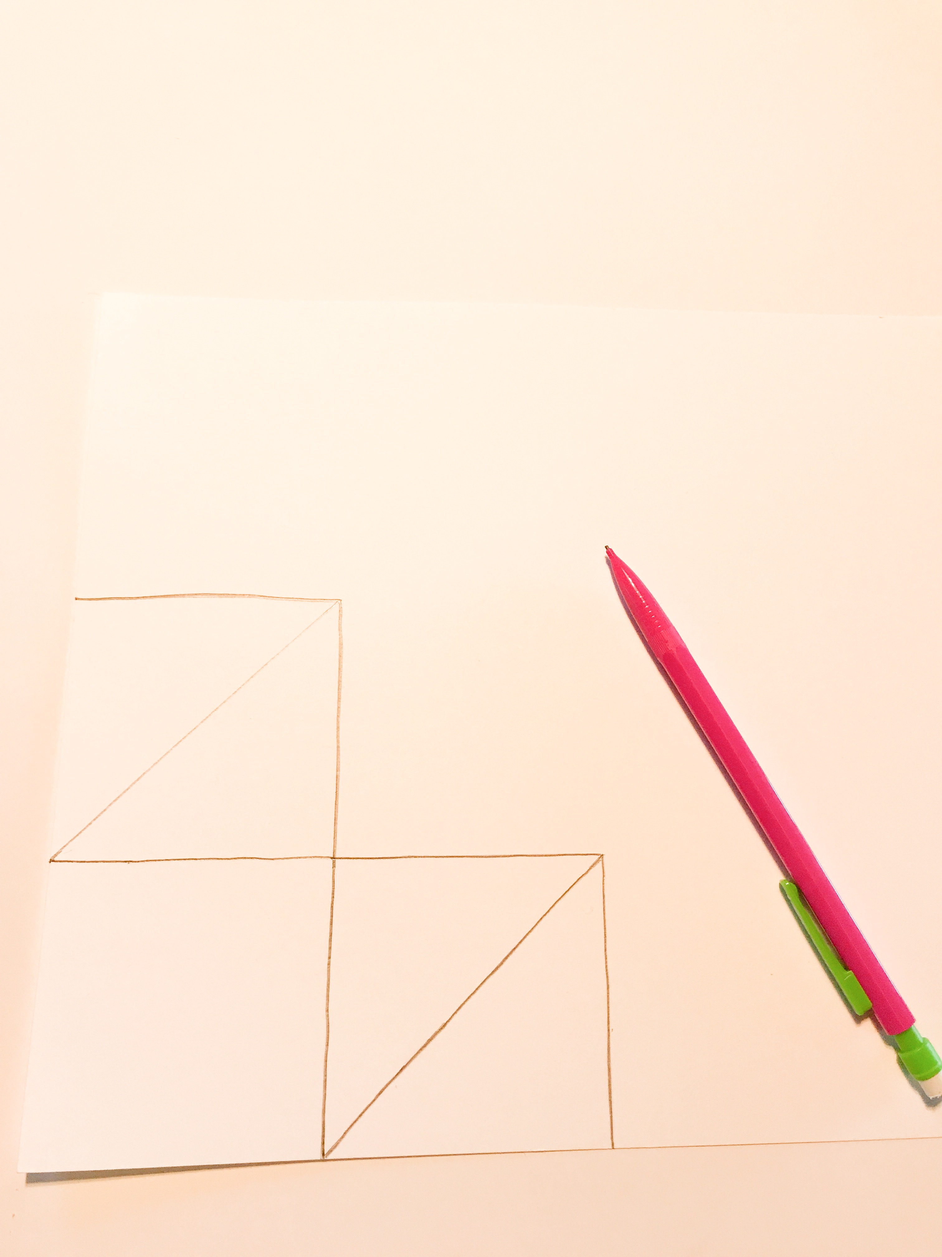Picture of Drawing Slashes