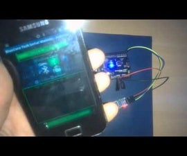 Arduino/Android BLUETOOTH Serial Monitor APP for Arduino Using the HC-06 and ANDROID