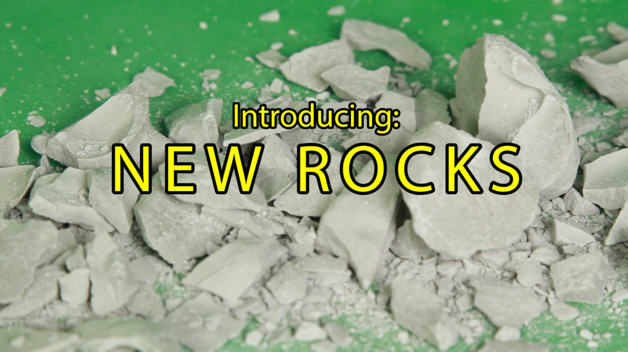 Picture of How to Make New Rocks