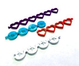 Code a Charm Bracelet