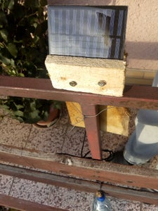 ESP8266 - 12 Weatherstation