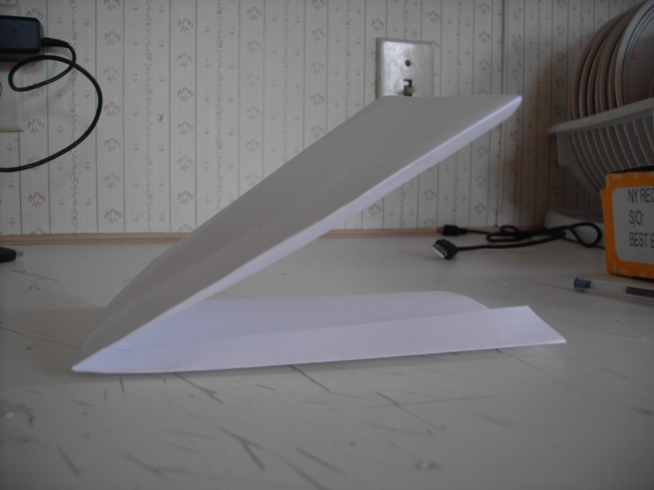Picture of How to Make a Paper Popper (EASY)