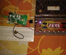 Digital Object Counter Using LDR Interfacing With  Mediatek LinkIt One