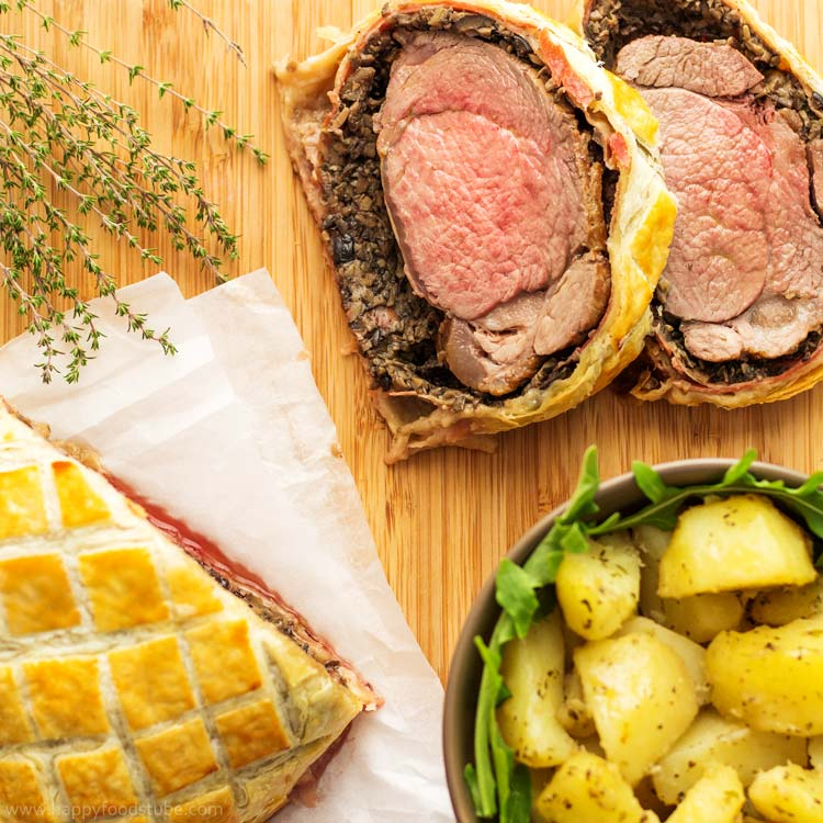 Picture of Classic Beef Wellington