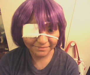 How to Make a Eye Patch