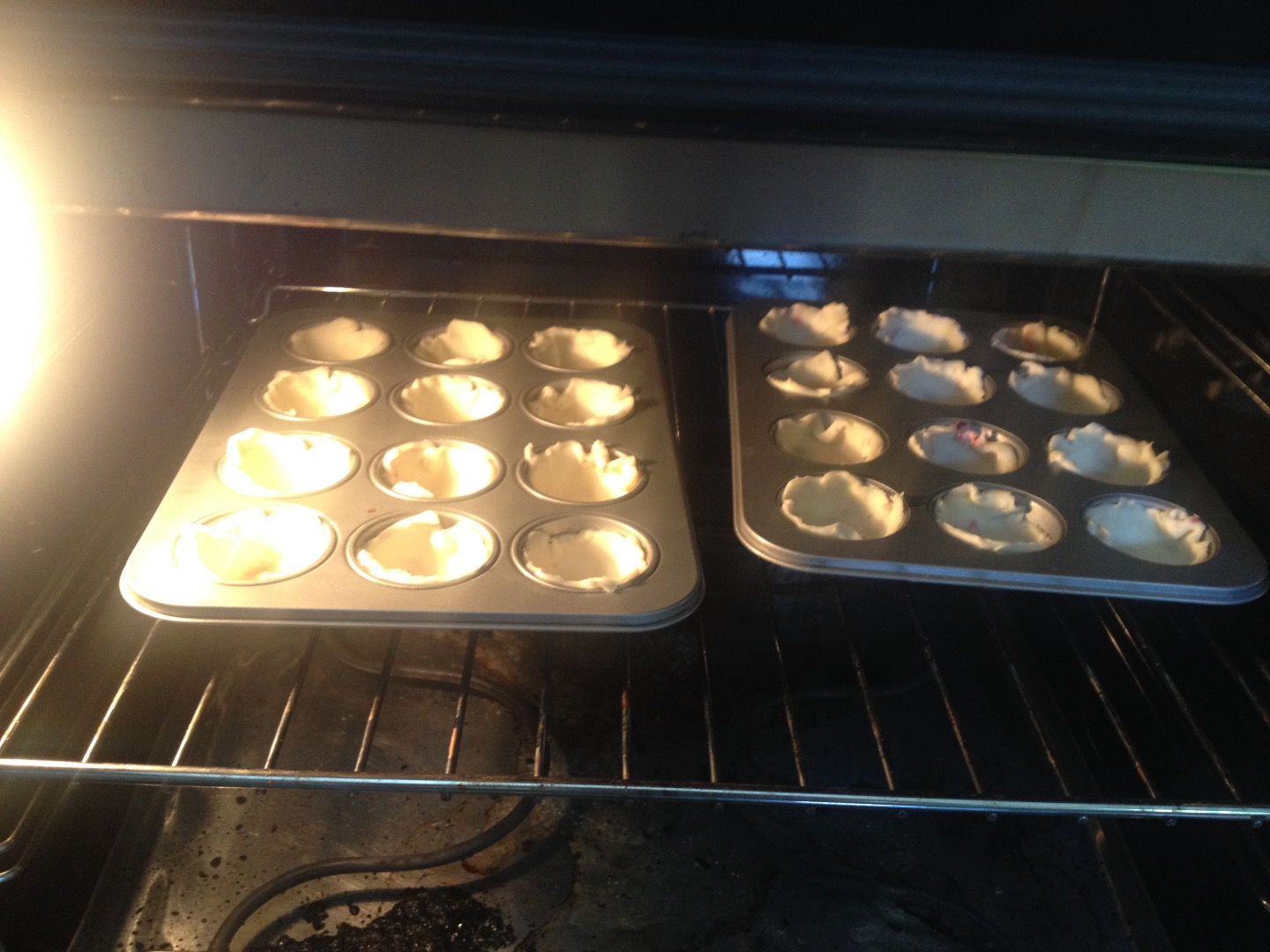 Picture of Pre-bake the Empty Pies