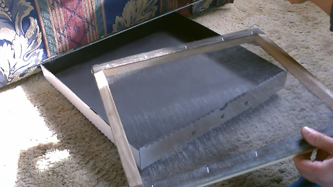 Picture of Now Let's Make the Screen Assembly...