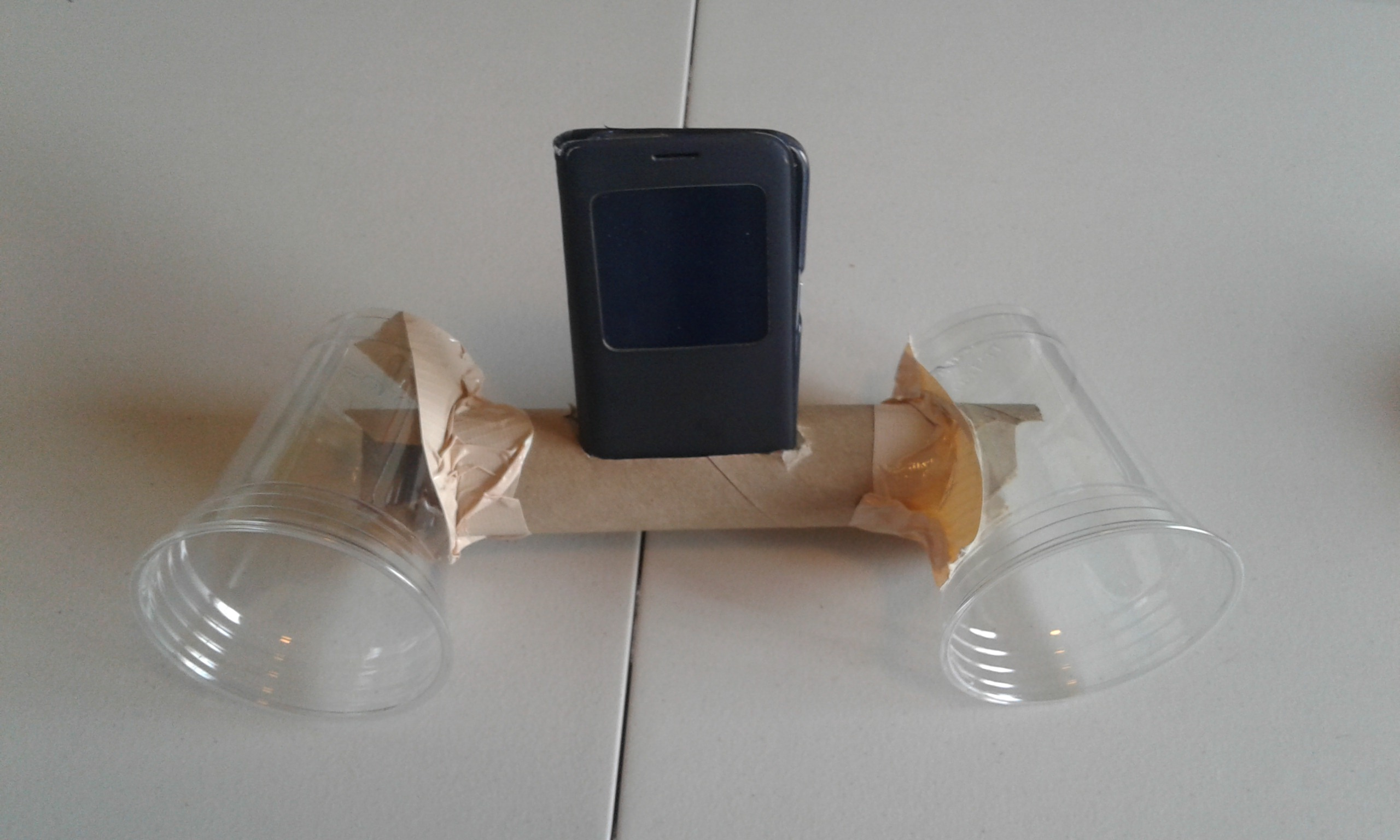 Picture of CHEAP Amplifier With Material Around Your HOUSE