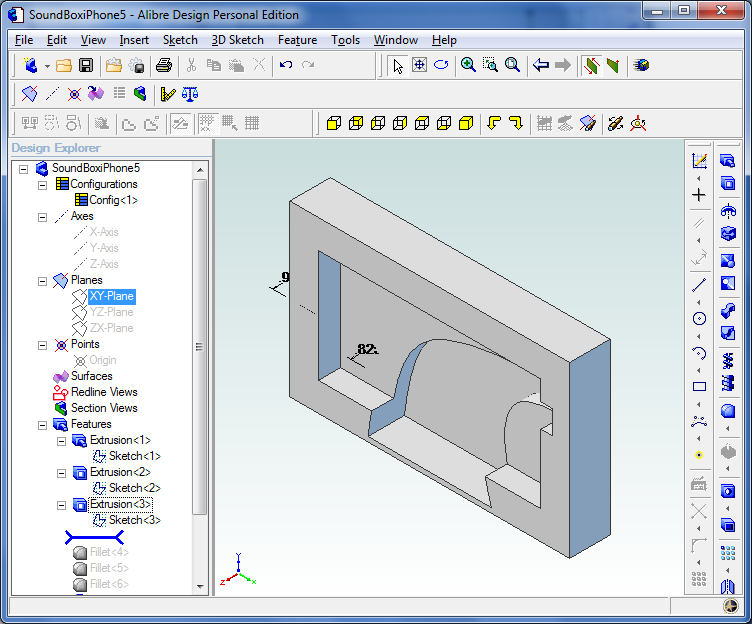 Picture of 3D Modelling Step 3