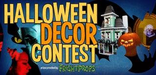 Halloween Decor Contest 2015