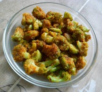 Broccoli Chickpea Flour Curry