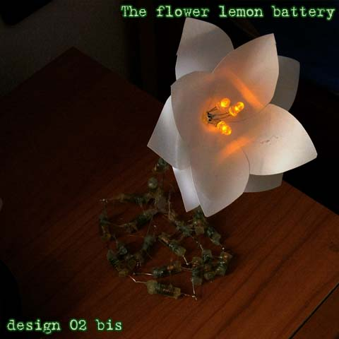 Picture of The Tiny Lemon Battery, and Other Designs for Zero Cost Electricity and Led Light Without Batteries