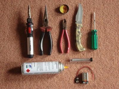 Parts & Tools.