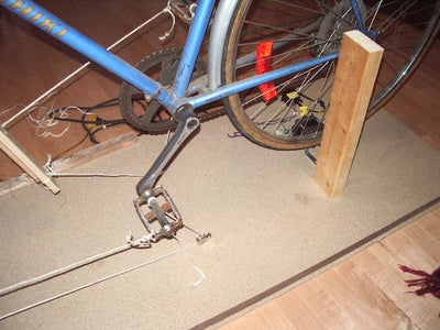 The Bicycle Mechanism