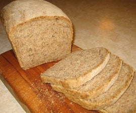 Good Healthy Every-day Bread