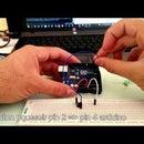 arduino push button led