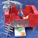 Hydraulically Powered Arcade Claw