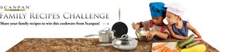 Scanpan Family Recipes Challenge