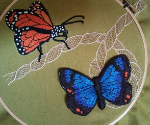 Finish a Hand-Embroidered Patch Like You Mean It