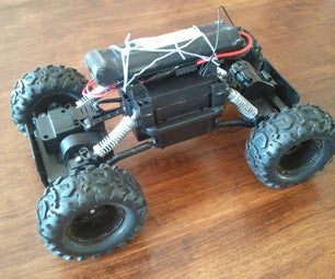 Supercharged Remote Control Battery Hack