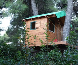 Treehouse on Two Trees