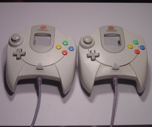 Cleaning a Dreamcast Controller