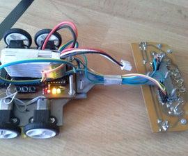 High performance Line follower Robot