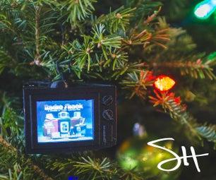 YouTube Christmas Ornament