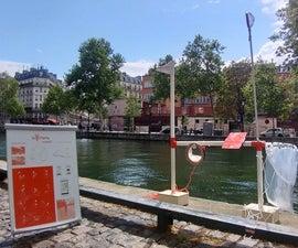 Parcours Feau'lies: NumerO - River Frisbee