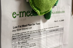 Picture of Plan Meals Carefully at Your Favorite Grocery Store.
