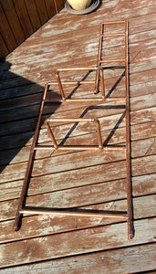 Building the Metal Stands