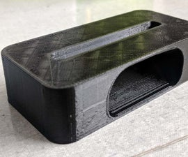 3D Printed Acoustic Dock V1