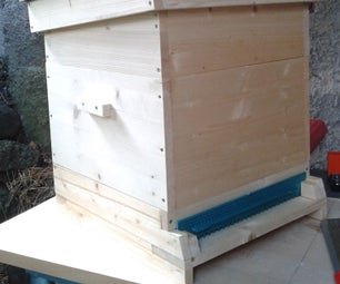 Build a Langstroth Bee Hive (beekeeping the Simple Way)