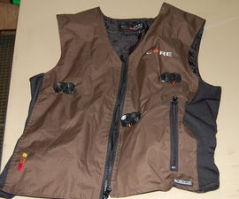Cheap Haptic Feedback Vest