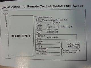 Volkswagen Golf MK3 Remote Central Locking Upgrade : 7 Steps - InstructablesInstructables
